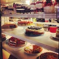 Photo taken at I Love Cake by Anastasia E. on 6/18/2013