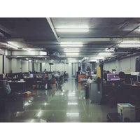Photo taken at บริษัท สหมงคลฟิล์ม อินเตอร์เนชั่นแนล จำกัด (Sahamongkolfilm International Co., Ltd.) by D-don K. on 12/15/2014