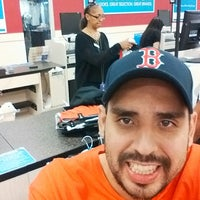 Photo taken at Burlington Coat Factory by Julián A. on 4/11/2014