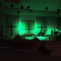 Photo taken at Igreja Mensagem De Paz by Tatiana M. on 4/20/2014