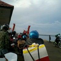 Photo taken at Pelabuhan Ferry Tarjun by Cenie G. on 8/3/2013