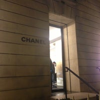 Photo taken at CHANEL Boutique by Mike on 11/11/2012
