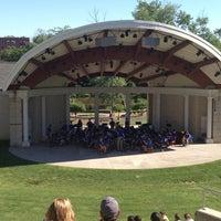 Photo taken at Warren Community Amphitheatre by Chris B. on 6/12/2013