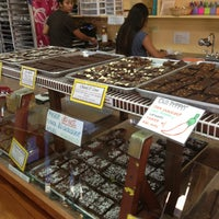 Photo taken at Kauai Chocolate Company by Aaron E. on 5/22/2013