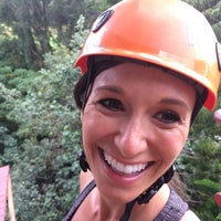 Photo taken at Just Live Zipline Treetop Tour by Dylan C. on 12/1/2014