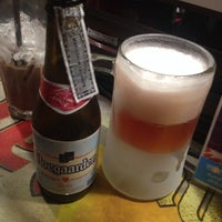 Photo taken at CUBE ( coffee-Unique-n'-Beer-Experience) by NiceSy N. on 6/17/2015