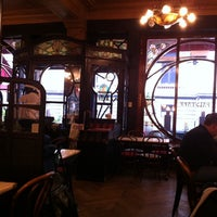 Photo taken at Le Falstaff by Herman G. on 11/2/2013