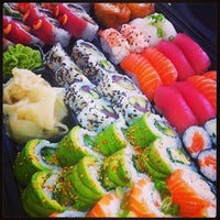 Photo taken at Sushi Monger by DjLORD on 4/1/2013