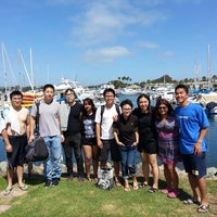 Photo taken at Mission Bay Park by DanHy D. on 10/4/2013