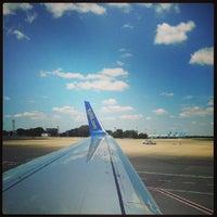 Photo taken at Terminal B (KBP) by Maksym M. on 6/19/2013