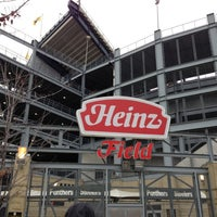 Photo taken at Heinz Field by David E. on 12/9/2012