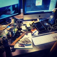 Photo taken at The BizJam Office by jef M. on 6/13/2013