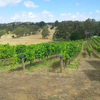 Photo taken at Hahndorf Hill Winery by Ambler T. on 1/5/2014
