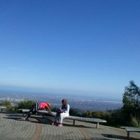Photo taken at Mt Lofty Summit by Ambler T. on 4/17/2016