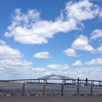Photo taken at Stephen R. Gregg Bayonne County Park by Lisa on 5/26/2013