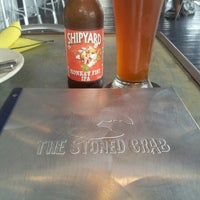 Photo taken at The Stoned Crab @ Ibis Bay by Brad B. on 4/17/2013