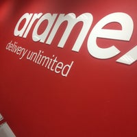 Photo taken at Aramex by Rommil N. on 12/15/2013
