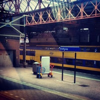 Photo taken at Station Eindhoven by Poleene 🎀 on 5/20/2013