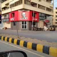 Photo taken at Khayaban-e-Rahat, Karachi, Pakistan by Rehan Y. on 9/22/2013