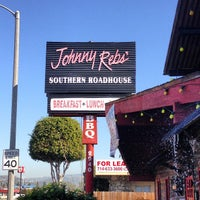Photo taken at Johnny Rebs' by ME G. on 2/14/2013