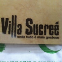 Photo taken at Villa Sucreé Pães e Doces by Ademir L. on 1/11/2013