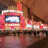 Photo taken at Fremont Street Experience by Michael W. on 12/21/2012