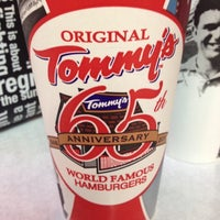 Photo taken at Original Tommy's Hamburgers by Benny G. on 12/9/2012