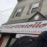Photo taken at Martiniello's Pizzeria IV by Robert C. on 4/28/2016
