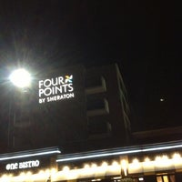 Photo taken at Four Points by Sheraton Norwood by Robert C. on 4/14/2013