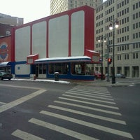Photo taken at American Coney Island by Ryan F. on 1/26/2013