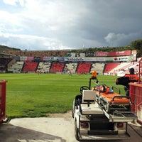 Photo taken at Nou Estadi by є∂υαя∂σ α. on 5/19/2013