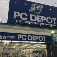Photo taken at PC DEPOT 半田インター店 by Jagar M. on 5/16/2015