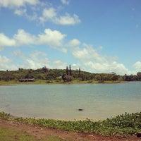 Photo taken at Caliraya Recreation Center & Resort by Christian V. on 3/26/2013