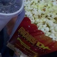 Photo taken at Cine Roxy by Luana P. on 9/30/2012