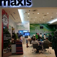 Photo taken at Maxis Centre by Puchongmens on 11/27/2013