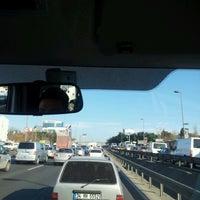 Photo taken at Yenibosna by murat on 12/27/2012