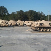 Photo taken at McCrady Army National Guard Training Center by Kendall FourtyTwo R. on 11/3/2012