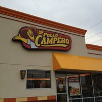 Photo taken at Pollo Campero by Jack R. on 1/26/2013