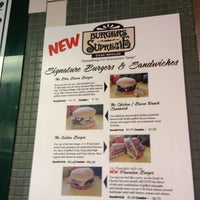 Photo taken at Burgers Supreme by Noreen P. on 11/19/2012