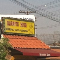 Photo taken at Burrito King by Karlyn F. on 10/5/2012