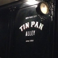 Photo taken at Tin Pan Alley by Patricia A. on 8/3/2013