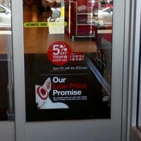 Photo taken at Target by Sharon W. on 3/10/2013