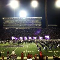 Photo taken at Bill Snyder Family Stadium by Matt T. on 12/2/2012