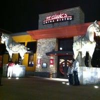 Photo taken at P.F. Chang's by PF D. on 12/16/2012
