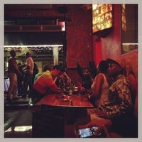 Photo taken at Six Restaurant & Cocktail Bar by Kabelo T. on 5/21/2013