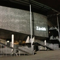 Photo taken at Zénith Arena by GiiiiFT on 3/24/2013