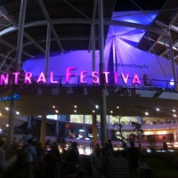 Photo taken at Central Festival Phuket by ALEXEY on 12/2/2012