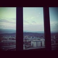 Photo taken at Executive Lounge by Damian G. on 11/22/2012