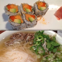 Photo taken at Mr. Noodles and Rice by Steph R. on 5/13/2014