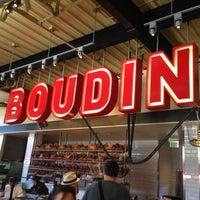 Photo taken at Boudin Bakery Café Baker's Hall by Travis L. on 10/27/2012